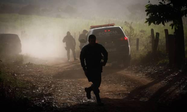Caçada ao serial killer Lázaro Barbosa (Pablo Jacob/Agência O Globo)