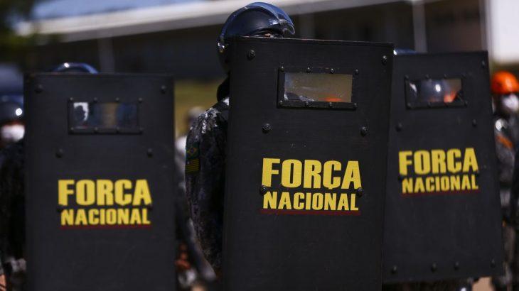 Por medida de segurança, o número de agentes que participarão da operação não foi divulgado (Marcelo Camargo/Agência Brasil)