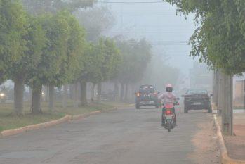 O Sistema de Proteção da Amazônia (Sipam) prevê que a massa de ar polar também chegue aos estados de Mato Grosso, Acre e Amazonas. (Reprodução/Redes sociais)