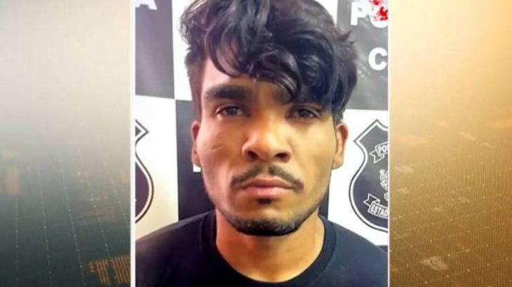 O serial killer morreu após uma troca de tiros com policiais em uma mata situada nas imediações da casa da ex-sogra, nos arredores de Águas Lindas de Goiás (Reprodução/Internet)