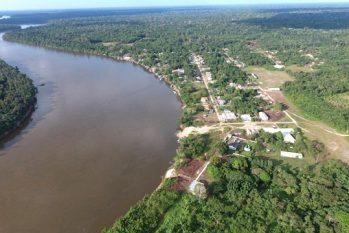 Segundo o Serviço Geológico do Brasil (SGB-CPRM), faltam apenas 26 centímetros para a cota de inundação (UFR/Divulgação)