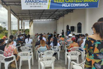 Corte de energia pode afetar cerca de 150 pessoas da comunidade e 80 de um território próximo (Arquivo Pessoal)