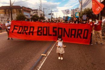 O ato também ocorre em todos os Estados brasileiros (Ricardo Oliveira/Revista Cenarium)