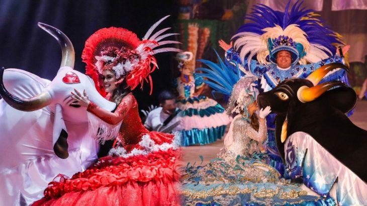 Espetáculo gerou renda para trabalhadores parintinenses e manteve viva a tradição do boi bumbá (Bruno Zanardo/Secom e Michael Dantas)