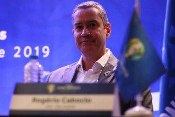 A funcionária foi orientada por advogados a gravar as conversas sempre que ficasse sozinha com o presidente  (Lucas Figueiredo/CBF)