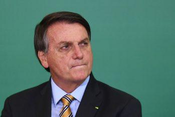 O presidente do Brasil, Jair Bolsonaro (Evaristo Sá/AFP)