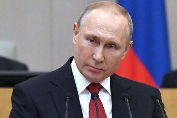 Os itens foram despachados por ordem do presidente Vladimir Putin (AFP)