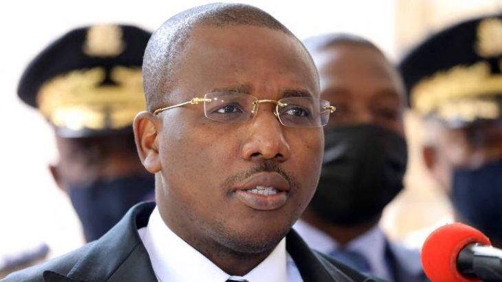 Primeiro-ministro do Haiti, Claude Joseph, que afirmou que renunciará ao cargo (Valerie Baeriswyl/AFP)