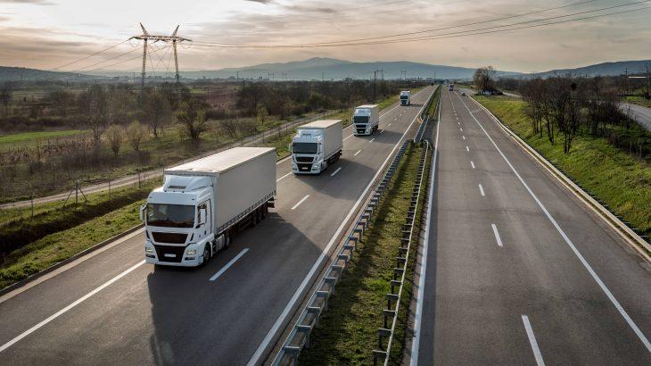 A tecnologia simplificaria a vida de quem trabalha com transporte de cargas. (Redação)