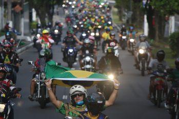 Movimento ocorre após Bolsonaro fazer acusações já desmentidas sobre fraudes envolvendo a urna eletrônica (Ricardo Oliveira/Cenarium)
