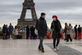 Torre Eiffel volta a receber visitação após nove meses fechada por causa da pandemia(Reprodução/Photo/Michel Euler)