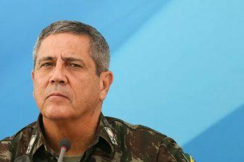 General e Ministro da Defesa, Braga Neto (Reprodução/Agência Brasil)