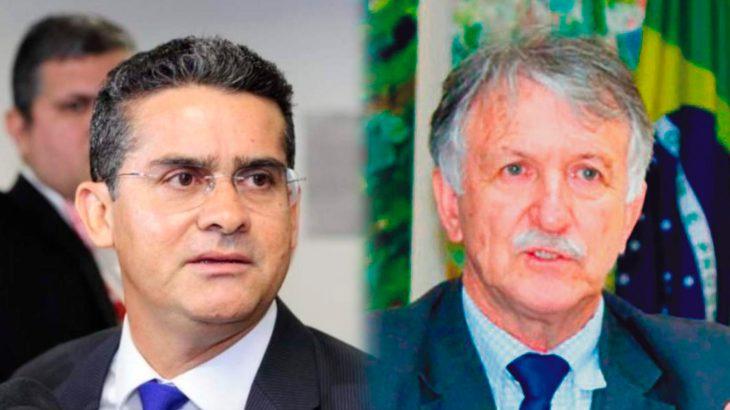 David Almeida e Antonio Stroski: tentativa de aprovar Código Ambiental na surdina (Secom)