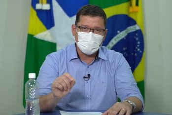 Marcos Rocha seria o último dos governadores a prestar depoimento, na próxima sexta-feira, 9 de julho. (Reprodução/Governo de Rondônia)