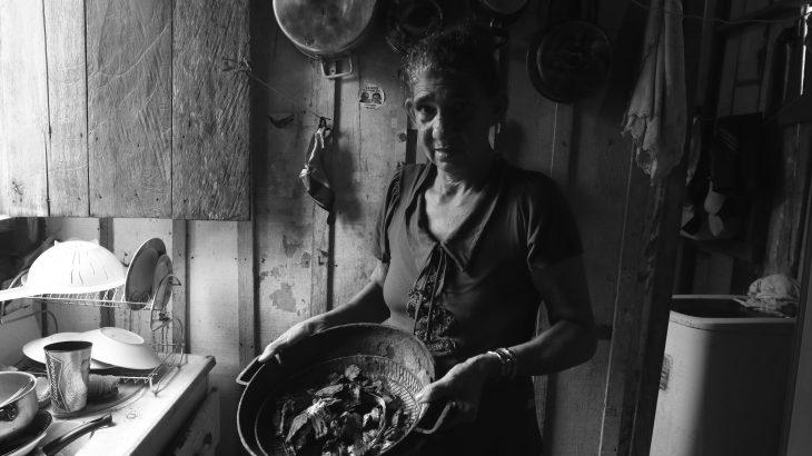 Pandemia de fome – personagem Maria das Graças