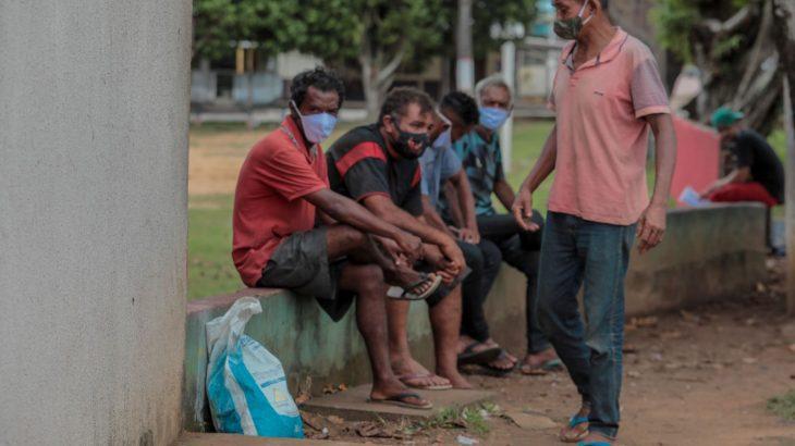 Só a capital Porto Velho acompanhava mais de 300 indivíduos em situação de rua, até setembro de 2020 (Reprodução/Prefeitura de Porto Velho)