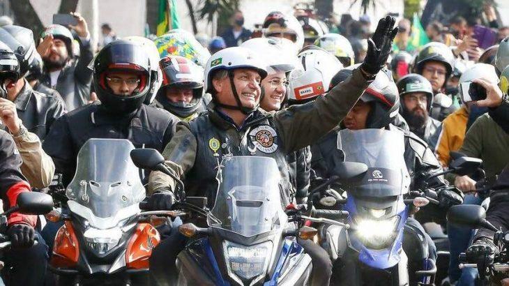 Presidente da República, Jair Bolsonaro, em