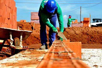 O setor da construção começou 2021 com expectativa de crescer 4% no ano (Reprodução/Internet)