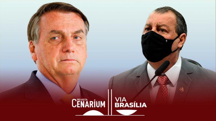 O presidente da CPI da Pandemia, Omar Aziz, afirmou à coluna Via Brasília não haver a menor dúvida que o presidente Jair Bolsonaro prevaricou (Reprodução/Internet)