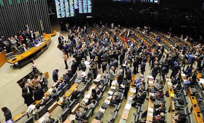 Sessão no Senado Federal (Foto Jonas Pereira/Agência Senado)