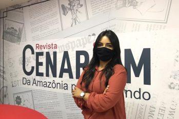 Thaysa Lippy destacou, em entrevista à CENARIUM, os principais pontos de sua atuação (Samuelknf/CENARIUM)