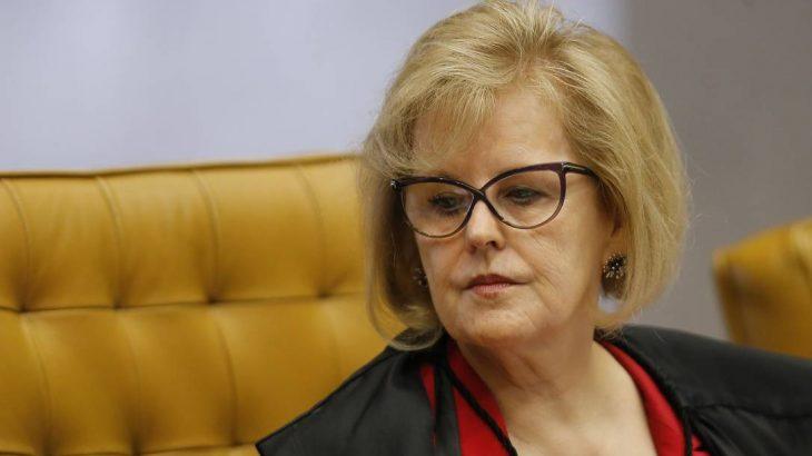Ministra Rosa Weber, durante julgamento do STF (Jorge William/Agência O Globo)