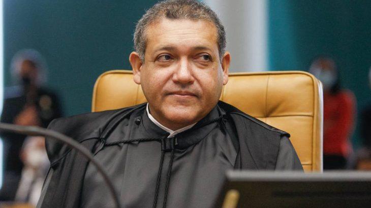 Ministro Nunes Marques (Fellipe Sampaio/Agência O Globo)