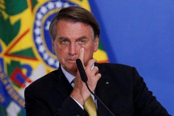 Presidente da República, Jair Bolsonaro (Adriano Machado/Reuters)