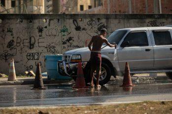 Desperdício de Água e