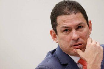 O vice-presidente da Câmara, Marcelo Ramos (Reuters/Reprodução)