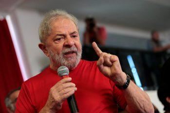 Visita de Lula a Manaus é vista como uma estratégia para derrotar Bolsonaro em 2022 (Reuters/Leonardo Benassatto/Direitos Reservados)