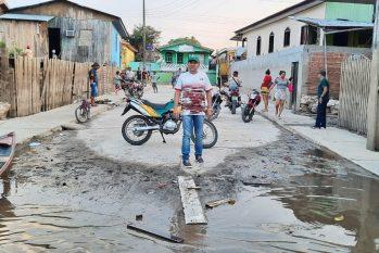 Prefeito de Anamã, Chico do Belo é alvo de denúncias. (Foto: Divulgação/Facebook da Prefeitura de Anamã)