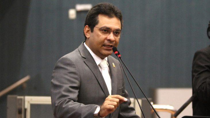 Deputado estadual, Álvaro Campelo (Tiago Correa/CMM)