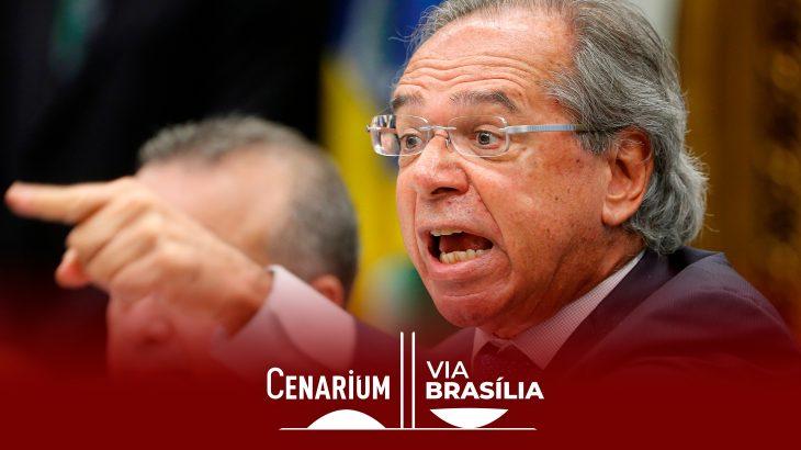 Ministro da Economia, Paulo Guedes (Reprodução/Internet)