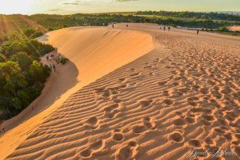 Dunas do Parque Estadual do Jalapão (Naturatins/Divulgação)