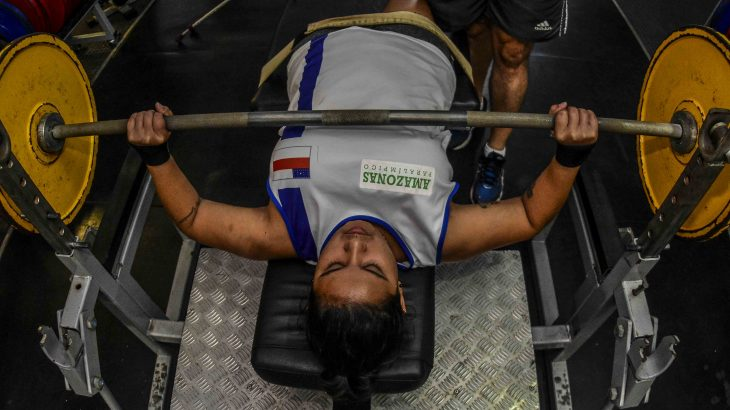 Atleta paralímpico (Mauro Neto/Faar)