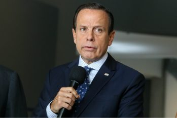 The initiative of the governor of São Paulo, João Doria, aims to restrain the transport and commercialization of the material that comes mainly from the Amazon (São Paulo City Hall/Leon Rodrigues)