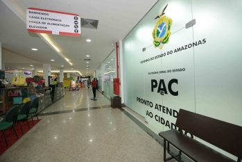 Unidade de Pronto-Atendimento ao Cidadão(PACs) (Nathalie Brasil/Agecom)