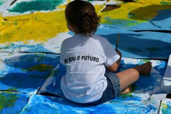 Ideia é promover a qualidade de vida das crianças de 0 a 6 anos (Wilson Dias/Agência Brasil)