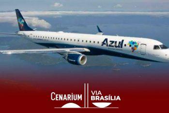 A expansão da malha aérea na região amazônica pode sofrer um impacto brutal (Reprodução/Azul Linhas Aéreas)