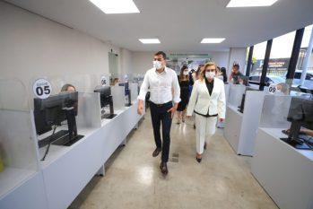 Abertura de novas empresas, no Amazonas (Diego Peres/Secom)