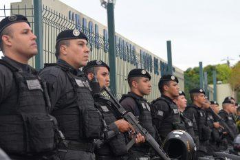 PMs da ativa e da reserva têm feito convocaçõespara o ato do dia da Independência (Daniel Ferreira/Metrópoles)