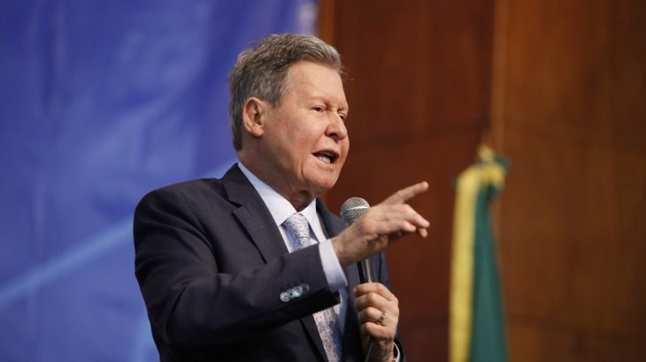 Presidente do PSDB no Amazonas, Arthur Virgílio Neto (Arquivo/Assessoria AVN)