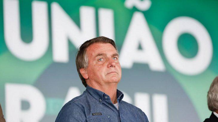 O presidente Jair Bolsonaro (Alan Santos/Divulgação)