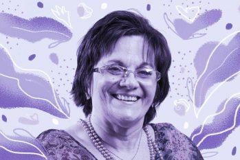'Se não focarmos na educação, ainda vamos nos horrorizar muito': Maria da Penha Fernandes, 76 anos (Divulgação)