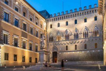 O banco Monte dei Paschi di Siena, o banco mais antigo do mundo, teve no mês passado um desempenho pior do que qualquer outro em um teste de saúde financeira realizado por reguladores europeus (Susan Wright/The New York Times)