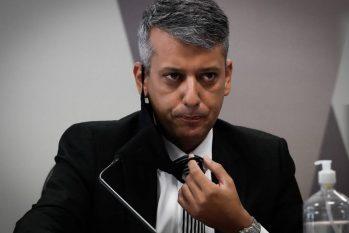 Ex-diretor do Ministério da Saúde admite à PF que processo de importação da Covaxin foi 'atípico' (Pablo Jacob/Agência O Globo)