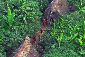 Povos indígenas isolados sofrem constantes ameças de invasores (Gleilson Miranda)