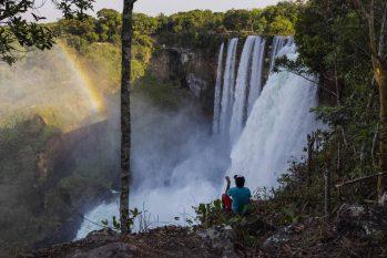 Amazônia é bastante procurada quando se fala em turismo de natureza. (Pedro Ladeira/ Folhapress)