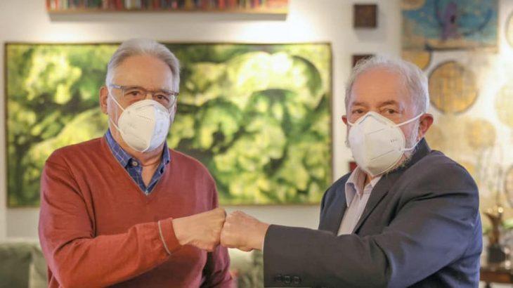Former Presidents Fernando Henrique Cardoso and Lula (Ricardo Stuckert/Instituto Lula)